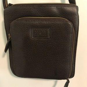 Relic Genuine leather crossbody bag